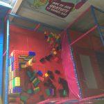 Vue aerienne legos geants